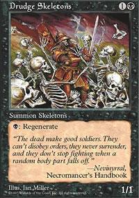 Drudge Skeletons - Fifth Edition
