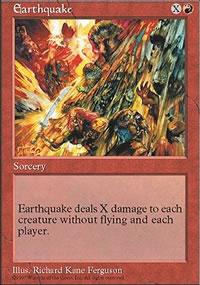 Earthquake - Fifth Edition