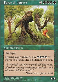 Force of Nature - Fifth Edition