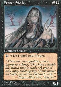 Frozen Shade - Fifth Edition
