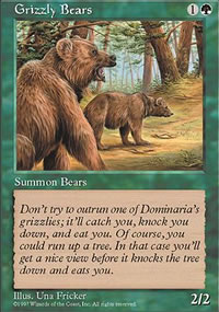 Grizzly Bears - Fifth Edition