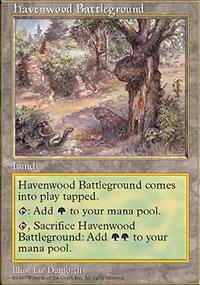 Havenwood Battleground - Fifth Edition
