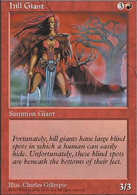 Hill Giant - Fifth Edition