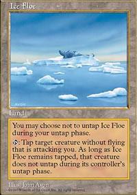 Ice Floe - Fifth Edition