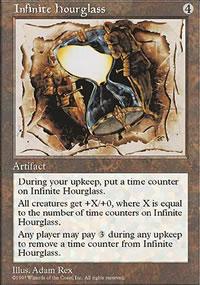 Infinite Hourglass - Fifth Edition