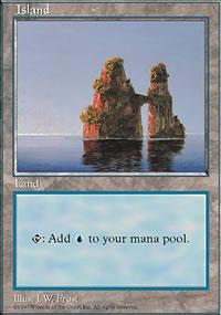 Island 3 - Fifth Edition