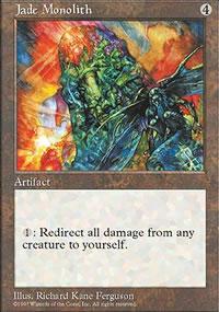 Jade Monolith - Fifth Edition