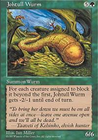 Johtull Wurm - Fifth Edition