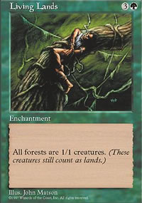 Living Lands - Fifth Edition