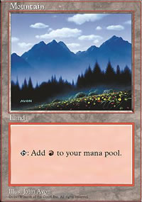 Mountain 4 - Fifth Edition
