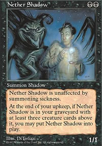 Nether Shadow - Fifth Edition