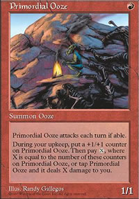 Primordial Ooze - Fifth Edition