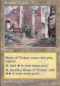 Ruins of Trokair - Fifth Edition