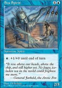Sea Spirit - Fifth Edition
