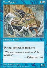 Sea Sprite - Fifth Edition