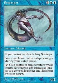 Seasinger - Fifth Edition