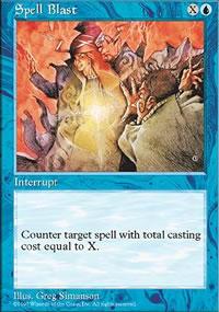 Spell Blast - Fifth Edition