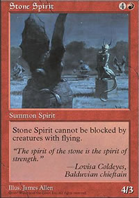Stone Spirit - Fifth Edition