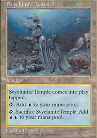Svyelunite Temple - Fifth Edition
