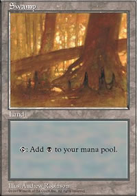 Swamp 1 - Fifth Edition