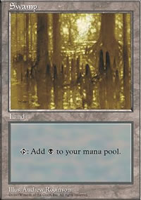Swamp 3 - Fifth Edition