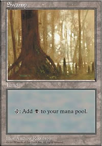 Swamp 4 - Fifth Edition