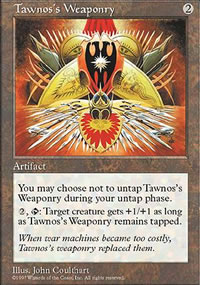 Tawnos's Weaponry - Fifth Edition