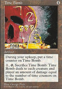 Time Bomb - Fifth Edition