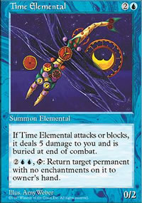 Time Elemental - 5th Edition