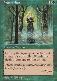 Wanderlust - Fifth Edition