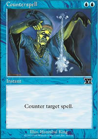 Counterspell - 6th Edition