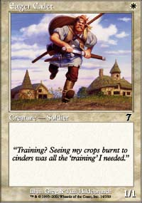 Eager Cadet - 7th Edition