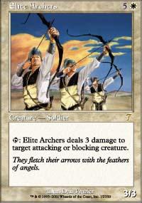 Elite Archers - 7th Edition