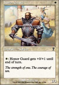Honor Guard - 7th Edition