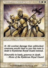 Kjeldoran Royal Guard - 7th Edition