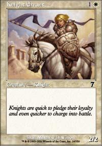 Knight Errant - 7th Edition
