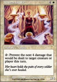 Master Healer - 7th Edition