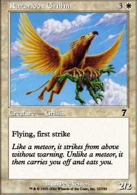 Razorfoot Griffin - 7th Edition