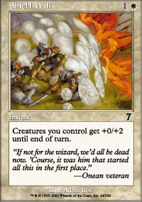 Shield Wall - 7th Edition