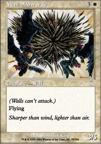 Wall of Swords - 7th Edition