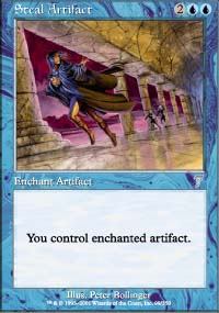 Steal Artifact - 7th Edition