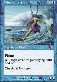 Wind Dancer - 7th Edition