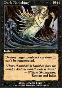 Dark Banishing - 7th Edition