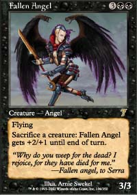 Fallen Angel - 7th Edition