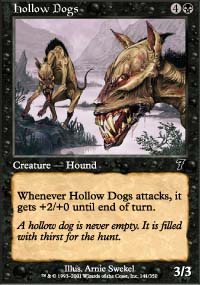 Hollow Dogs - 7th Edition