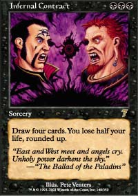 Infernal Contract - 7th Edition