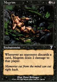 Megrim - 7th Edition