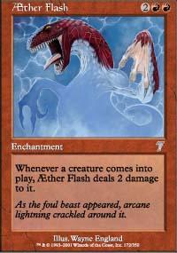 Aether Flash - 7th Edition