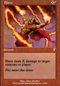 Blaze - 7th Edition