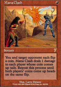 Mana Clash - 7th Edition